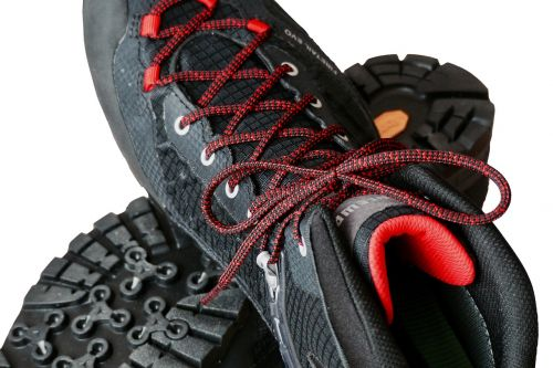 walking walking shoe profile