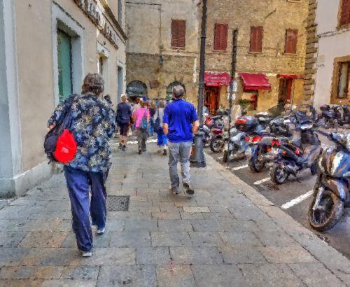 Walking Europe