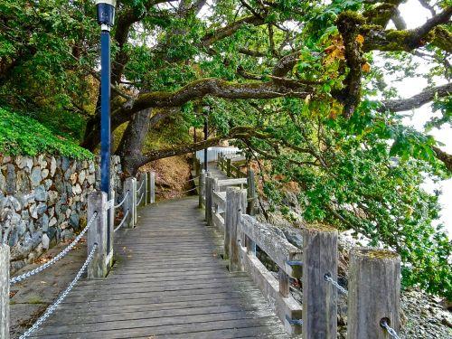 walkway path victoria