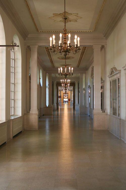 walkway interior indoor