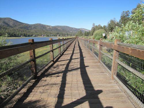 walkway bridge footpath
