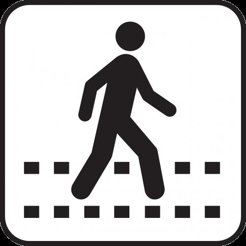 takas,šaligatvis,pėsčiųjų,Walker,rambleris,ambleras,promenaderis,pėsčiųjų takas,simbolis,ženklas,piktograma,nemokama vektorinė grafika