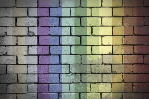 wall brick urban