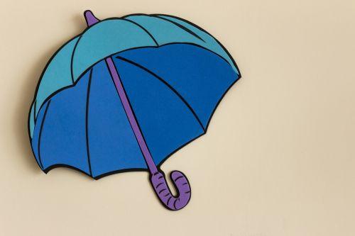 wall ornament umbrella
