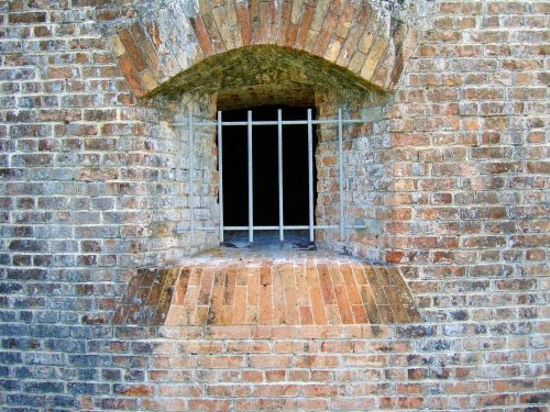 wall bricks military fort