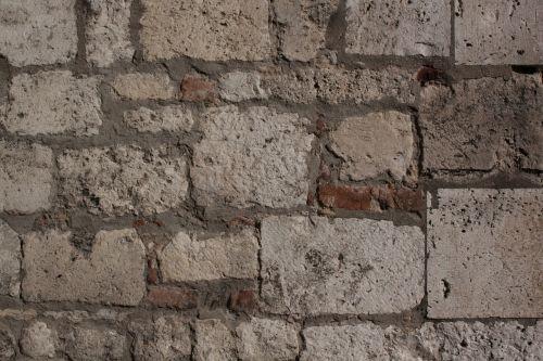 wall limestone brick