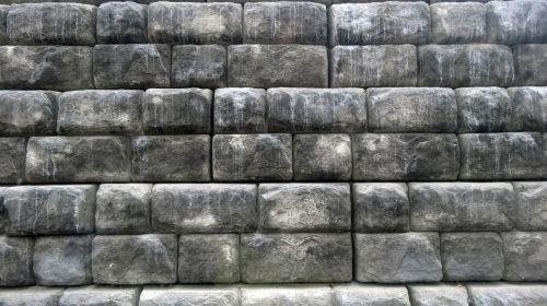 wall stone grey