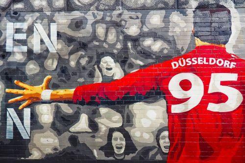 wall graffiti creativity