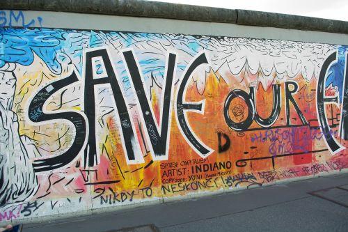 wall berlin graffity