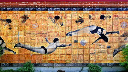 wall art ceramic