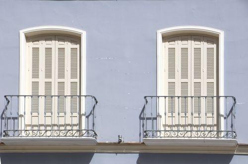 wall window building