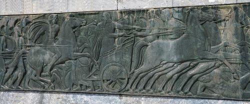 wall plaque sculpture