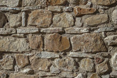wall stone rustic