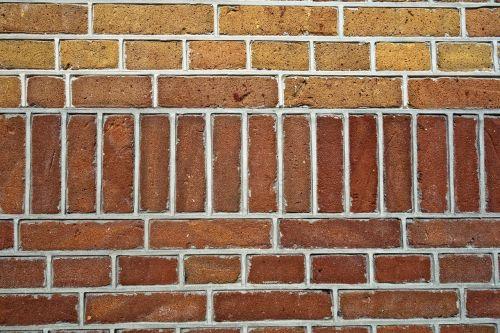 wall brick wall red brick