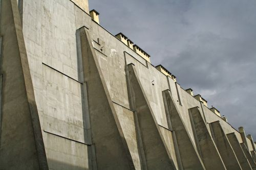 wall lake dusia building