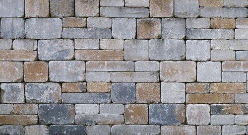 wall  drywall  stone wall