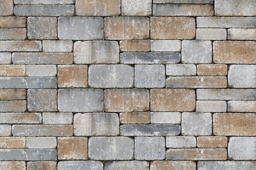 wall  drywall  stone wall