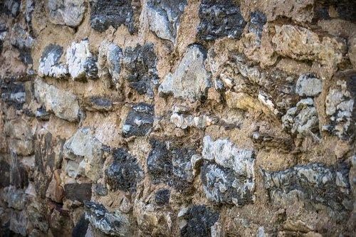 wall  natural stone  bricked