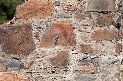 wall natural stone sand stone