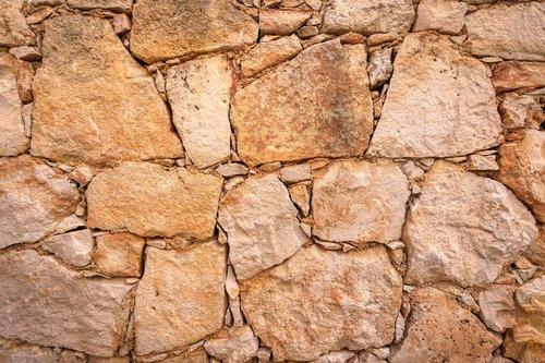 wall  natural stone  traditionally