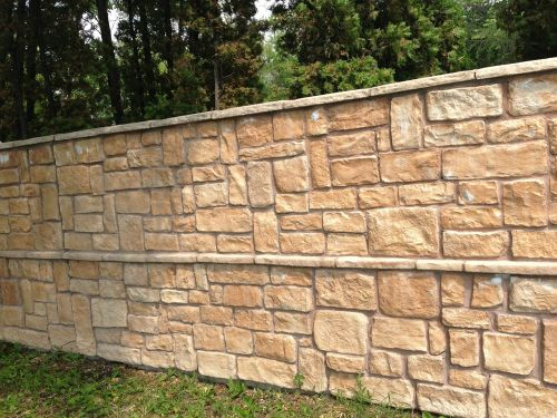 wall stone masonry