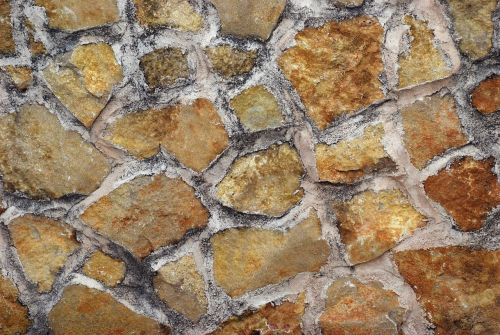 wall stone cement