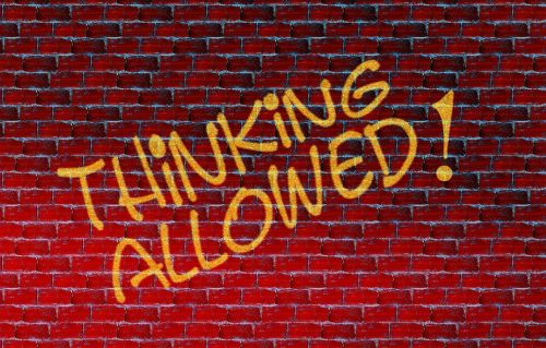 wall permission think