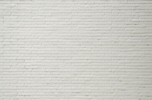 wall bricks white
