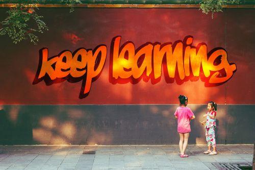 wall graffiti learning process
