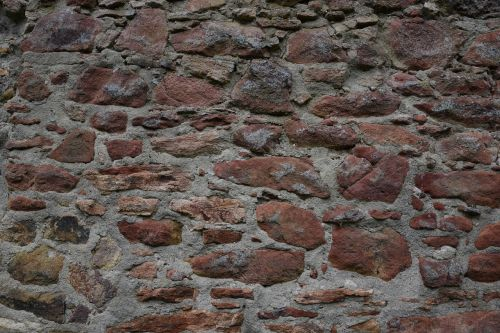 wall stone old