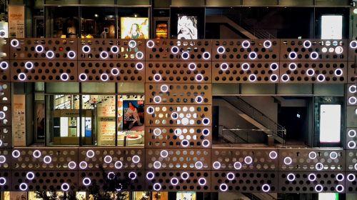 wall circle light