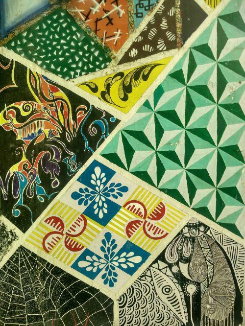 sienų menas,abstraktus,sienų tapyba