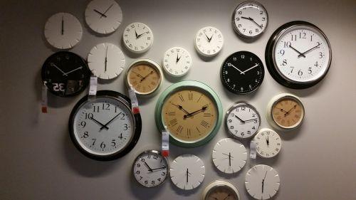 wall clocks time clock