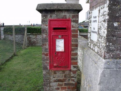 Wall Postbox