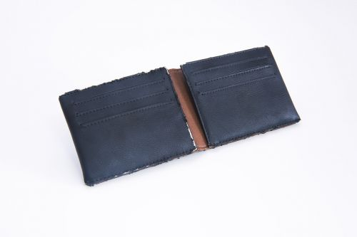 wallet purse old
