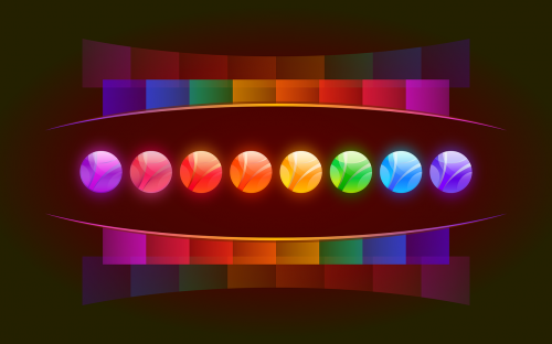 wallpaper abstract background spheres