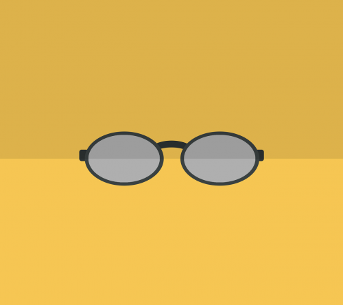 wallpaper sunglasses minimal