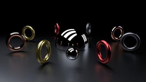 wallpaper ball ring