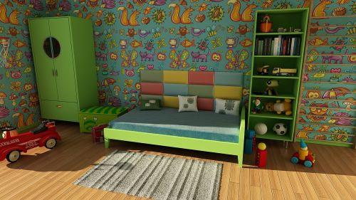 wallpaper room wall