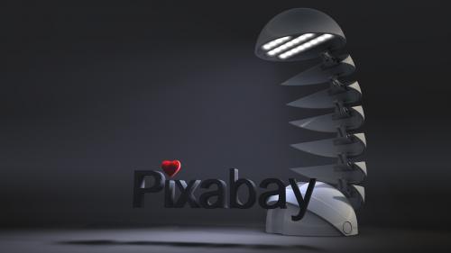 wallpaper pixabay logo