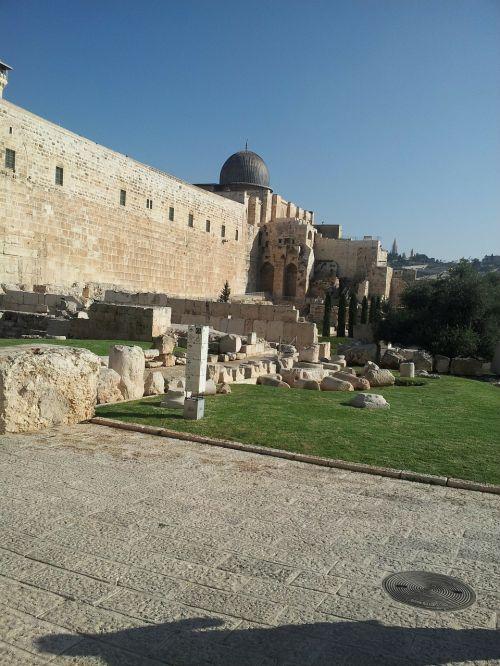 walls of jerusalem ancient jerusalem walls israel