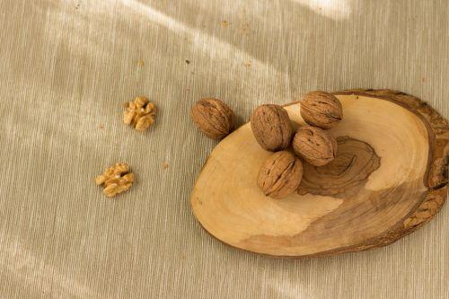 walnut kitchen food