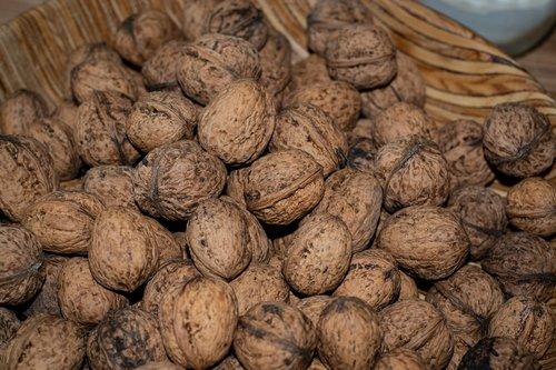 walnuts  bio  organic walnuts