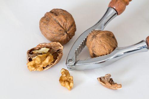 walnuts nutcracker crack