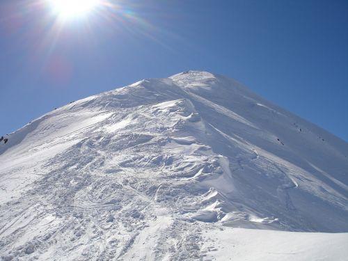 walscher mountain summit expedition