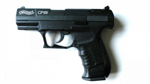 Walther Gun 1