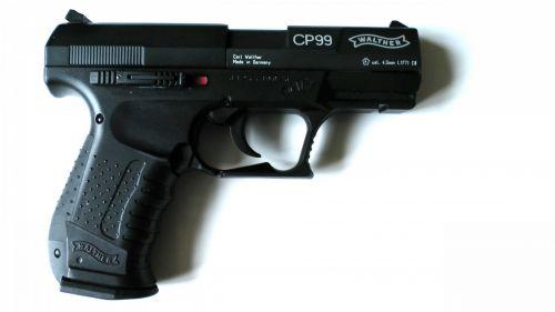 Walther Gun 2