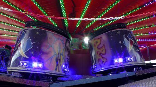 Waltzer Fairground Ride