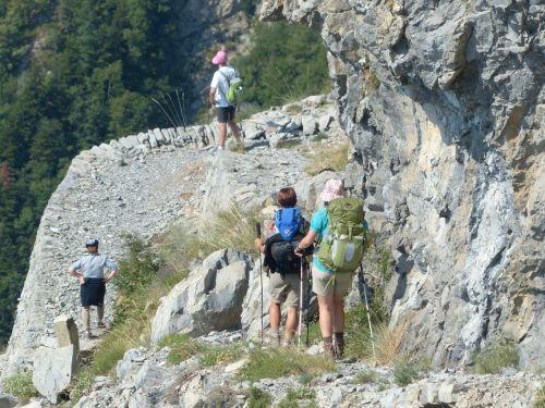 wanderer trail hike