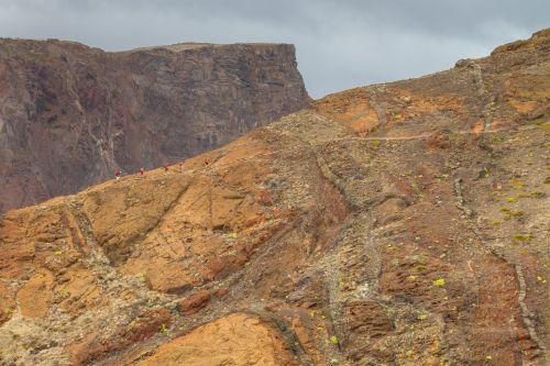 wanderer trail rock